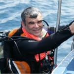 Dr. Michael Klamm Taucherarzt (GTÜM), Tauchlehrer CMAS **, Lehrtaucher der DLRG